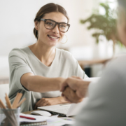 Woman considering What Comes Next After Your MBA?